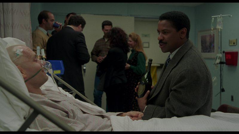 Dom Pérignon Champagne and Denzel Washington in Philadelphia (1993) Movie