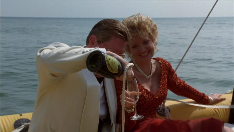 Dom Pérignon Champagne in Richie Rich (1994) Movie