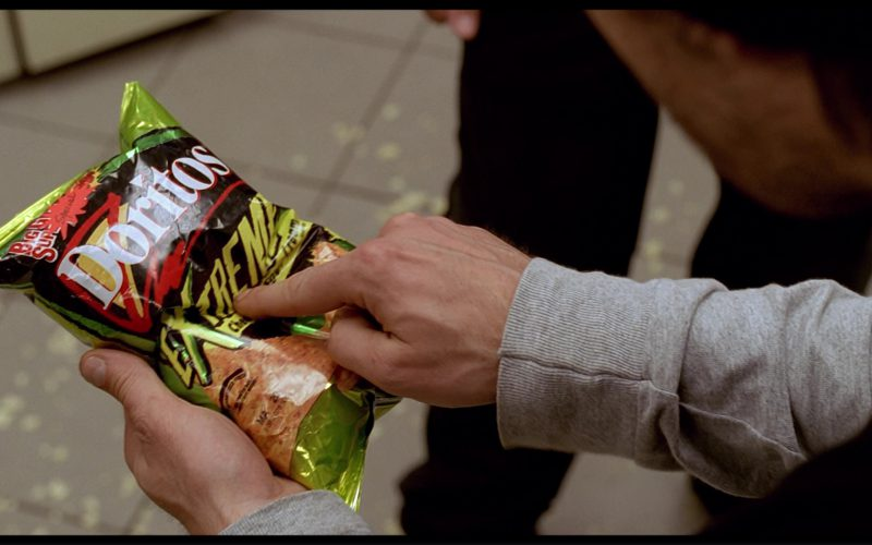 Doritos Extreme Chilli Tortilla Chips in Harold & Kumar Go to White Castle (1)