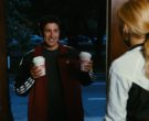 Dunkin' Donuts Coffee and Adidas Jacket Worn by Jason Biggs in My Best Friend's Girl (1)
