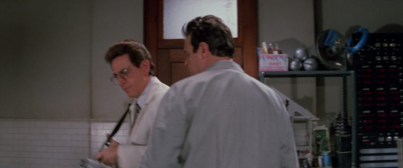Evian Box in Ghostbusters 2 (1989) - Movie Product Placement
