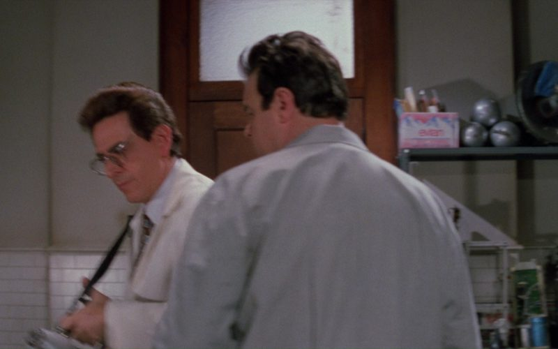 Evian Box in Ghostbusters 2