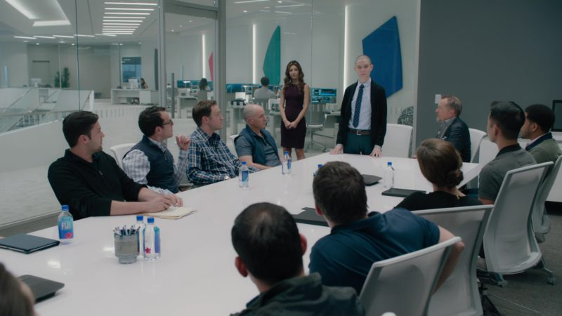 Fiji Water in Billions: Tie Goes to the Runner (2018) - TV Show Product Placement