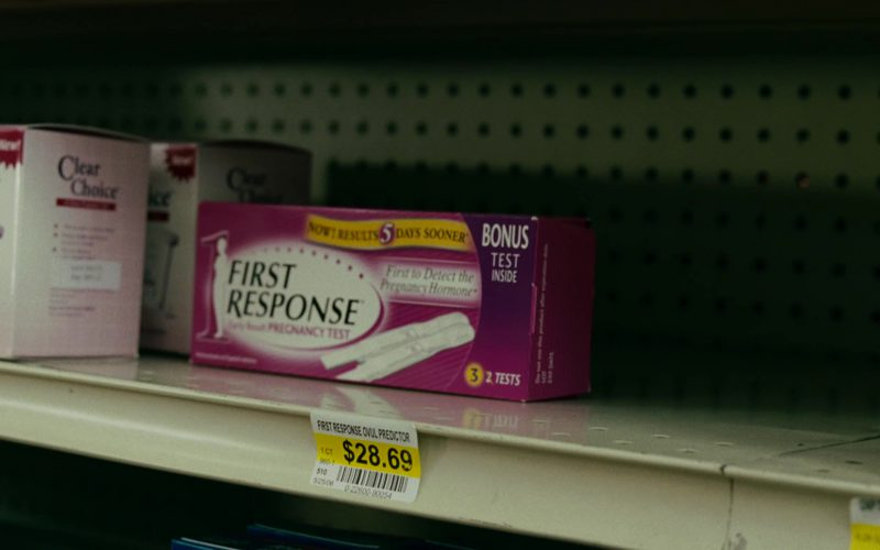First Response Early Result Pregnancy Test in Knocked Up