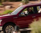 Ford F-150 Truck Used by Tommy Lee Jones in Just Getting Started (7)