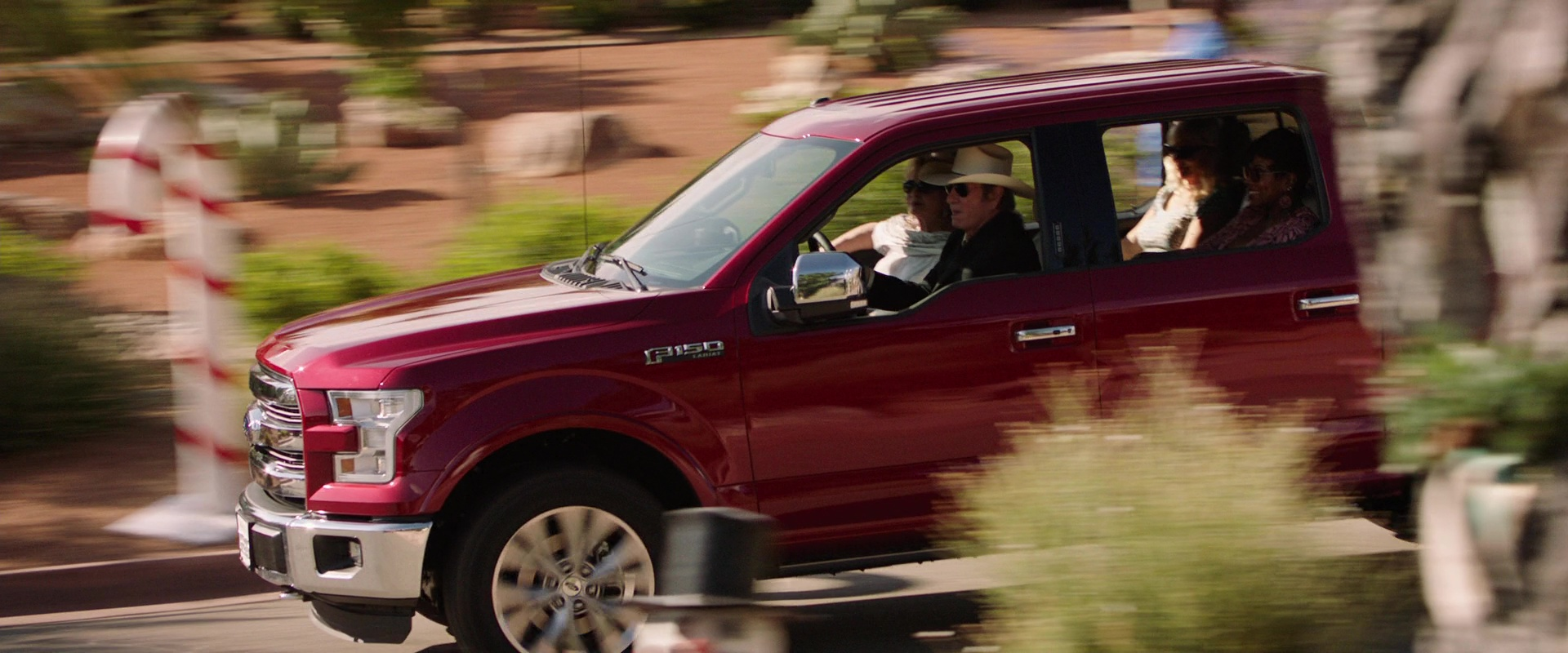 Used Cars Hawaii >> Ford F-150 Truck Used by Tommy Lee Jones in Just Getting ...