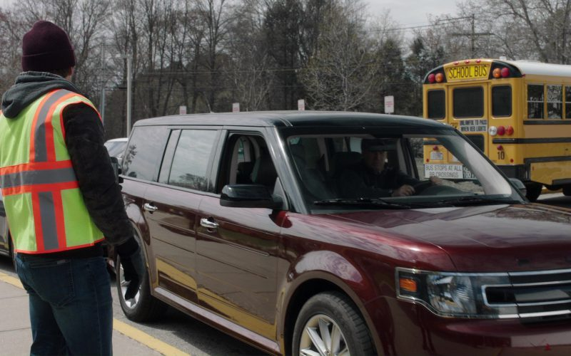Ford Flex Car Used by Will Ferrell in Daddy's Home 2 (1)