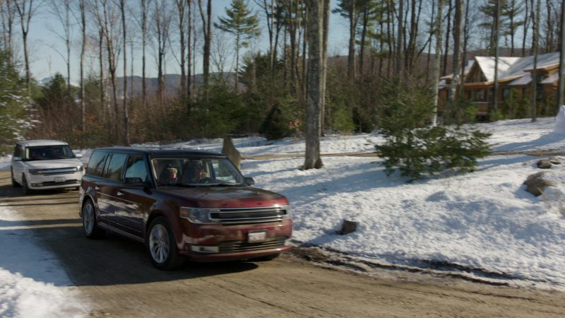 Ford Flex Car Used by Will Ferrell in Daddy's Home 2 (2017) Movie Product Placement