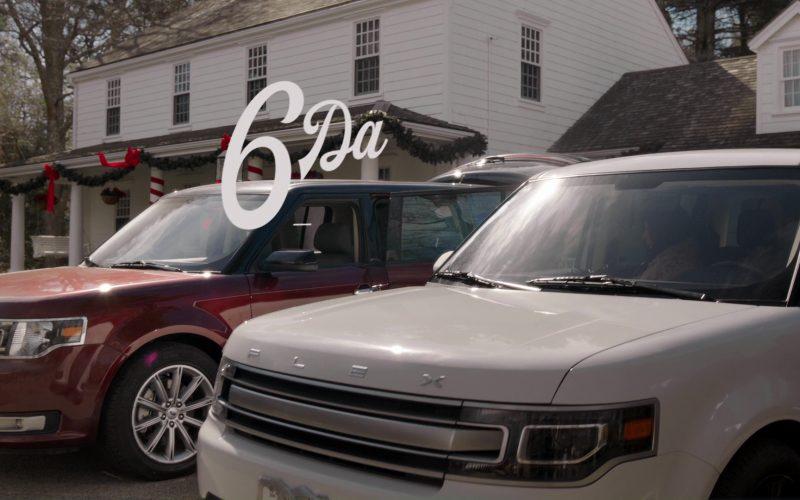 Ford Flex SUVs in Daddy's Home 2 (1)