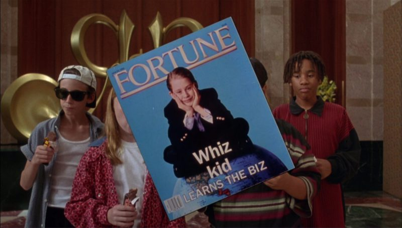 Fortune Magazine in Richie Rich (1994) Movie Product Placement