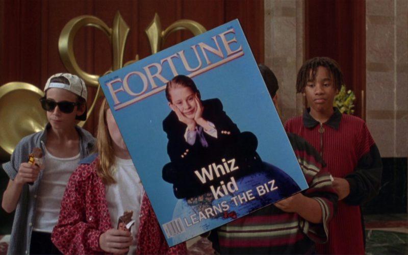 Fortune Magazine in Richie Rich