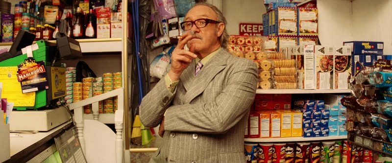 Friskies Cat Food, Oreo Cookies, Pringles Chips in The Royal Tenenbaums (2001) - Movie Product Placement