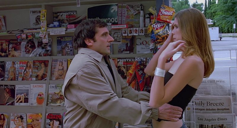 Fritos and Cheetos in The 40-Year-Old Virgin (2005) Movie Product Placement