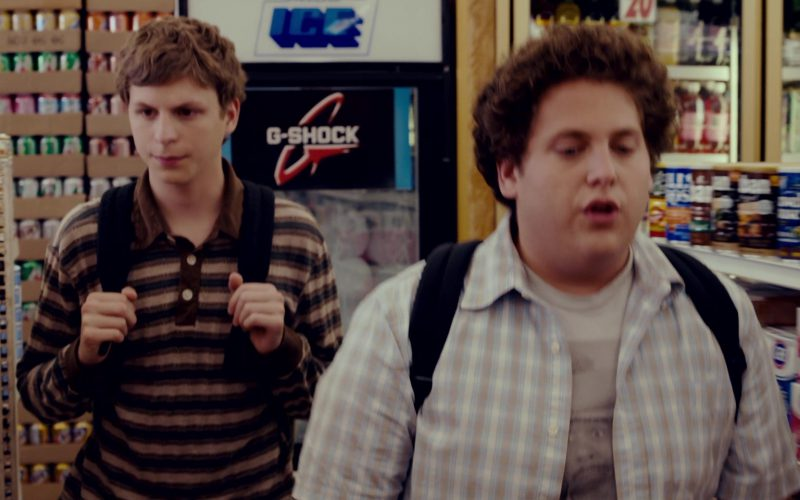 G-Shock in Superbad (1)