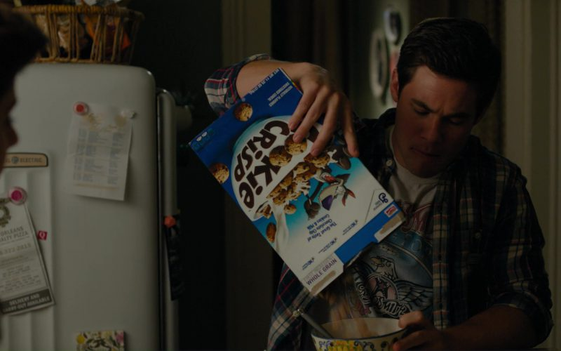 General Mills Cookie Crisp Cereals in When We First Met (1)