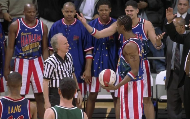 Harlem Globetrotters and Reebok T-Shirts in Little Nicky (1)