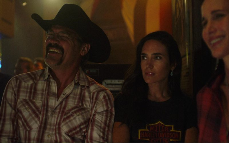 Harley-Davidson T-Shirt Worn by Jennifer Connelly in Only the Brave (1)