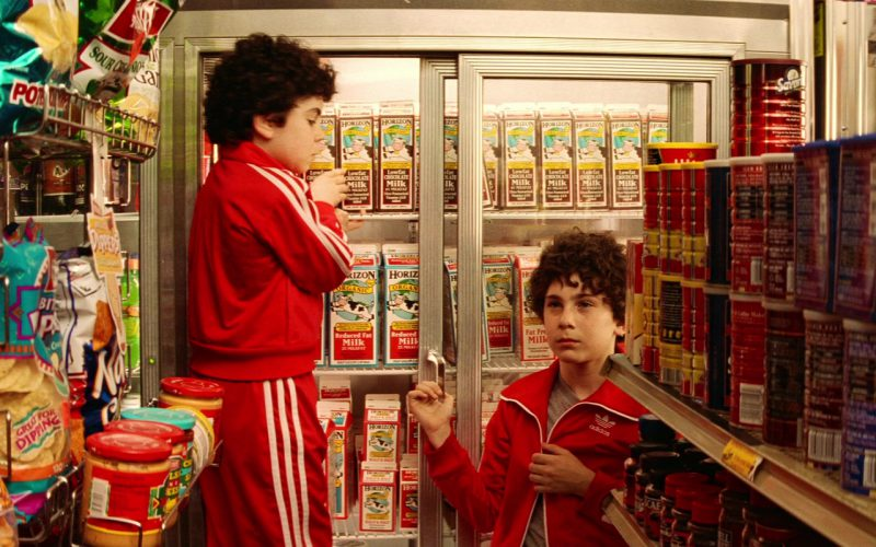 Horizon Milk in The Royal Tenenbaums