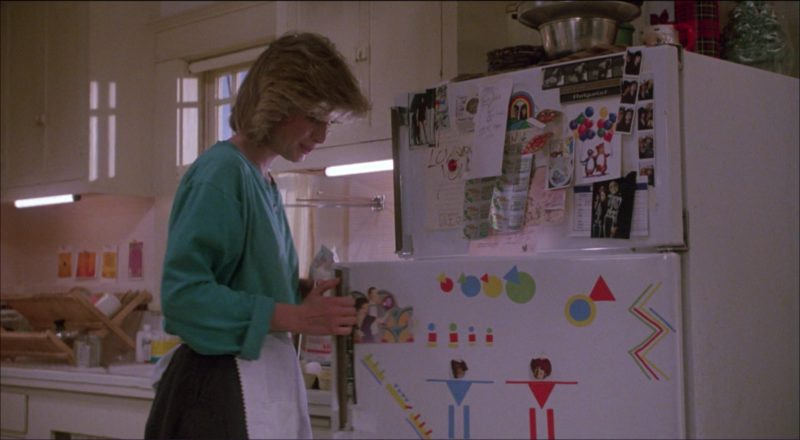 Hotpoint Refrigerator in Ruthless People (1986) Movie Product Placement