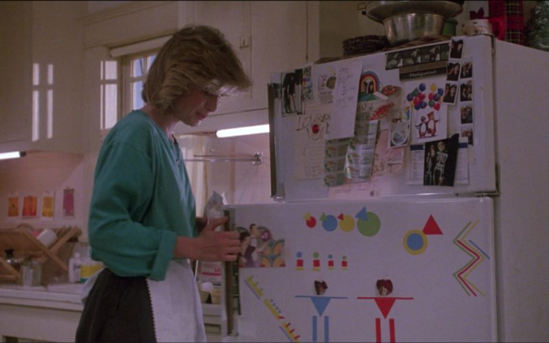 Hotpoint Refrigerator in Ruthless People