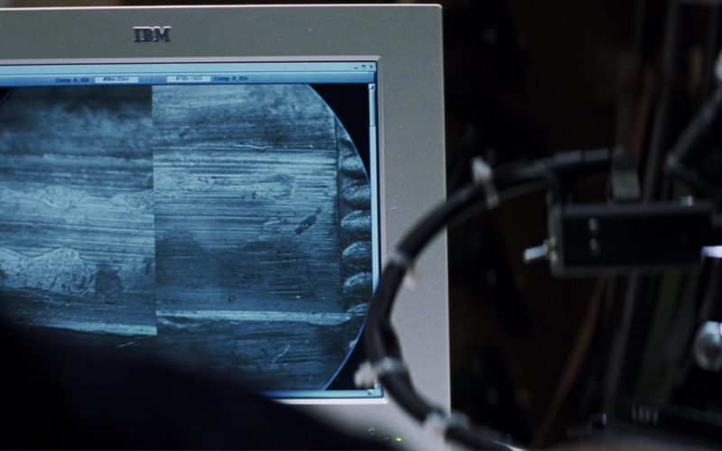 IBM Monitor in Mystic River