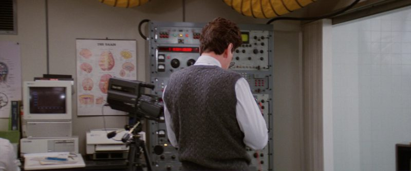 JVC Video Camera Used by Harold Ramis in Ghostbusters 2 (1989) - Movie Product Placement