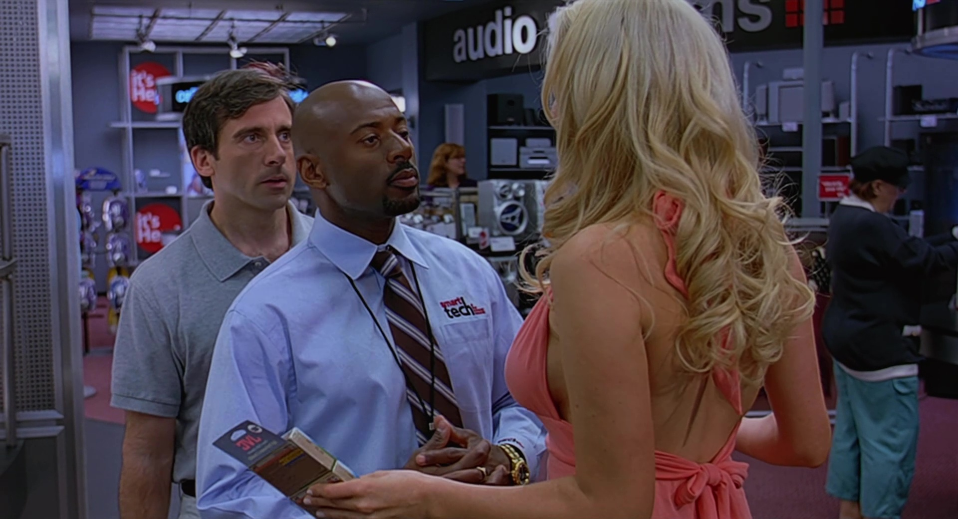 Jvc In The 40 Year Old Virgin 2005