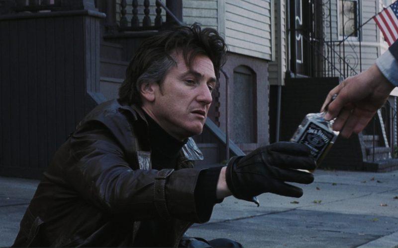 Jack Daniel's and Sean Penn in Mystic River