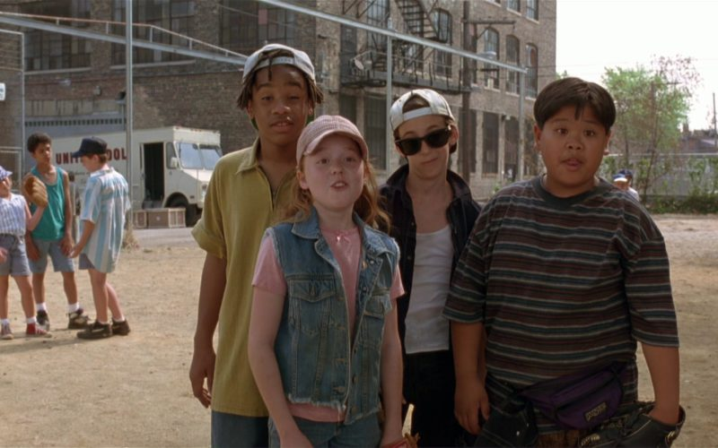 JanSport Fanny Pack Worn by Jonathan Hilario (Pee Wee) in Richie Rich (1)
