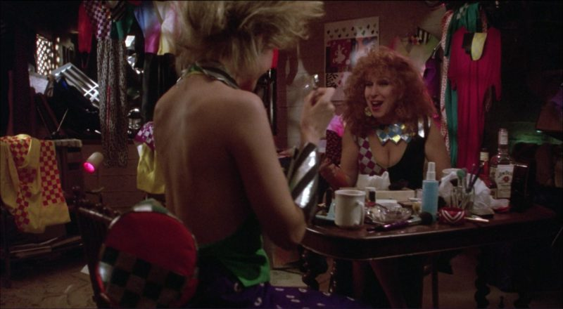Jim Beam Bourbon in Ruthless People (1986) Movie Product Placement