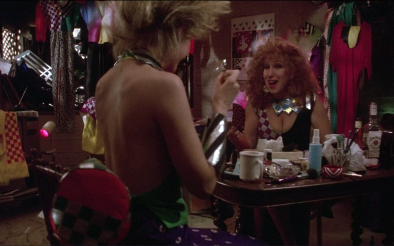 Jim Beam Bourbon in Ruthless People