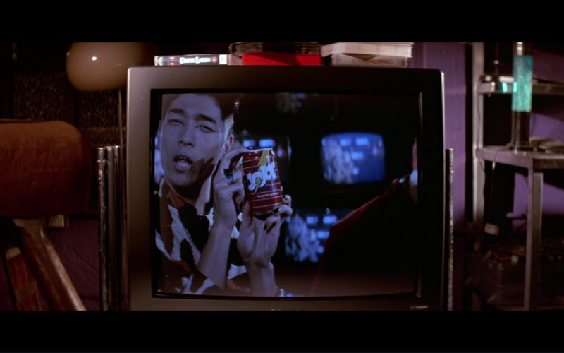 Jolt Cola TV Advertising in Hackers