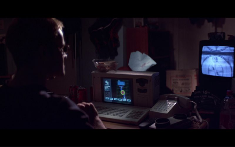 Jolt Cola and Coca-Cola in Hackers