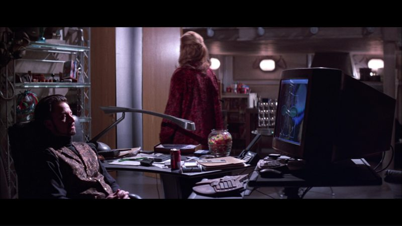 Jolt Cola in Hackers (1995) Movie Product Placement