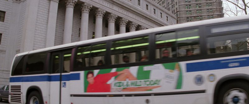Kool Cigarettes in Ghostbusters 2 (1989) - Movie Product Placement