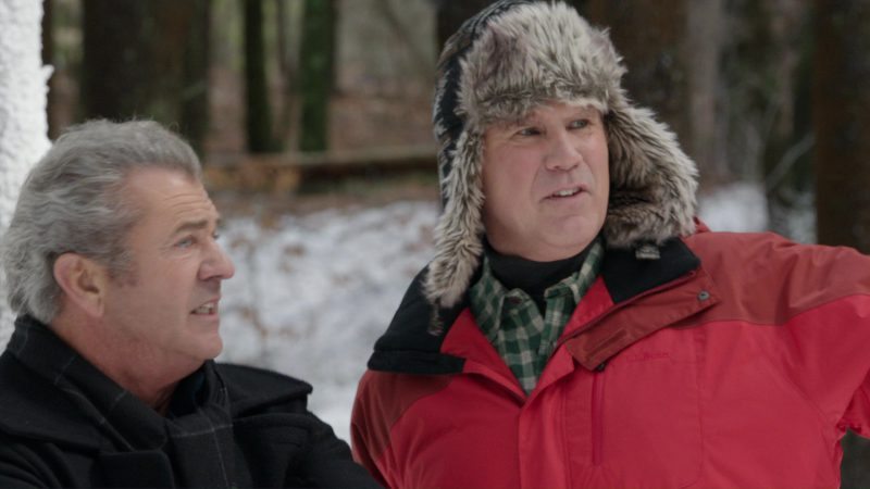 L.L.Bean Jacket Worn by Will Ferrell in Daddy's Home 2 (2017) - Movie Product Placement