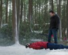 L.L.Bean Jacket and SOREL Caribou Shearling-Lined Waterproof Leather Snow Boots in Daddy's Home 2 (2)