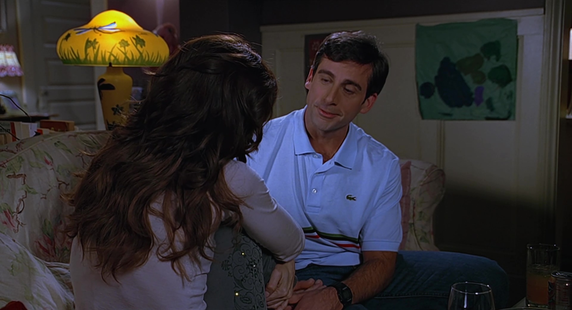 Lacoste Polo Shirt Worn By Steve Carell In The 40 Year Old Virgin 2005