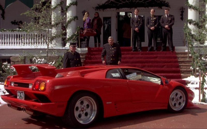 Lamborghini Diablo Red Sports Car Used by Jim Carrey and Jeff Daniels in Dumb and Dumber (4)