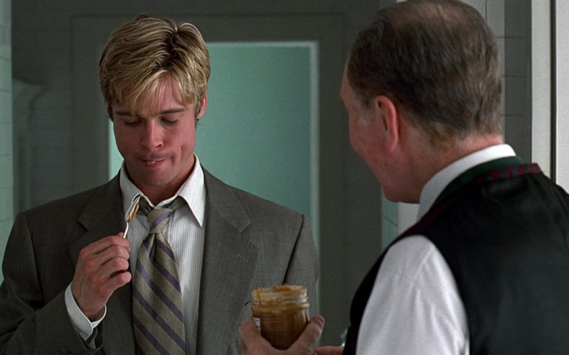 Laura Scudder's Peanut Butter and Brad Pitt in Meet Joe Black (18)