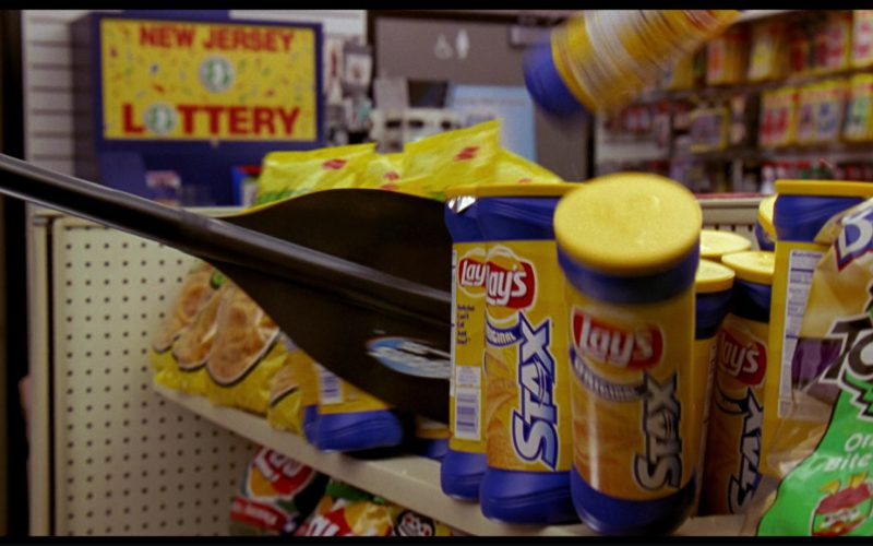 Lay's Stax Potato Crisps in Harold & Kumar Go to White Castle