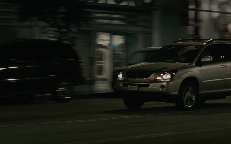 Lexus RX Car Used by Leslie Mann in Knocked Up (1)