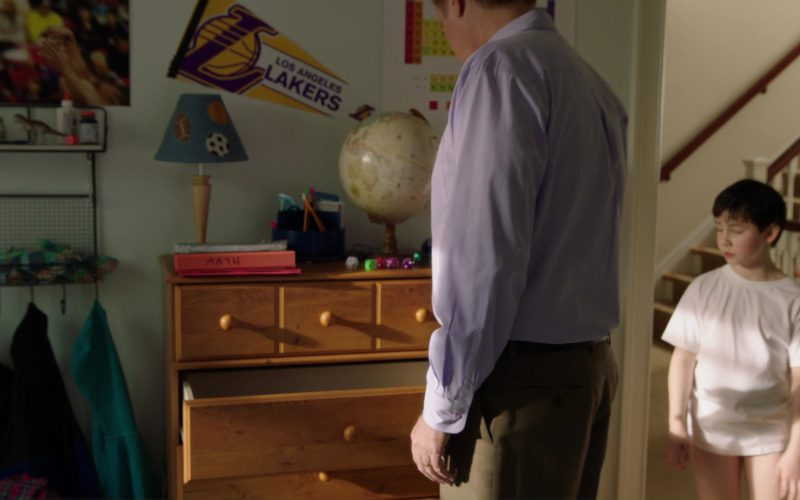 Los Angeles Lakers in Daddy's Home 2