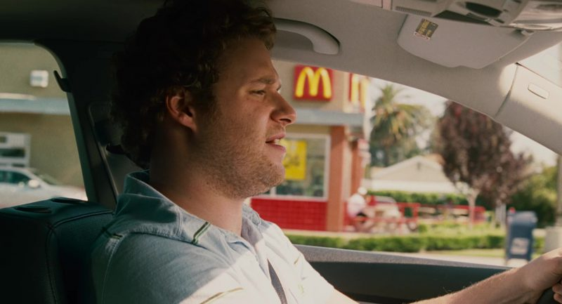 McDonald's in Knocked Up (2007) Movie Product Placement