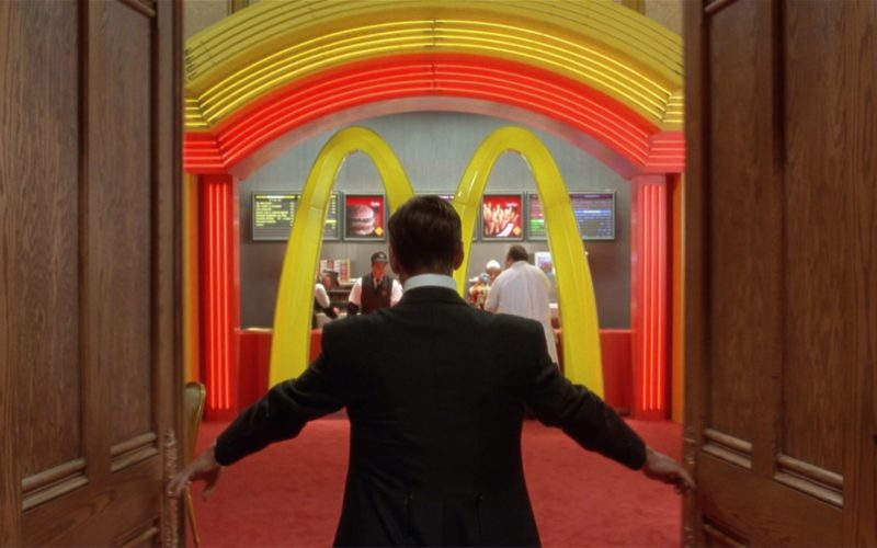 McDonald's in Richie Rich (1)