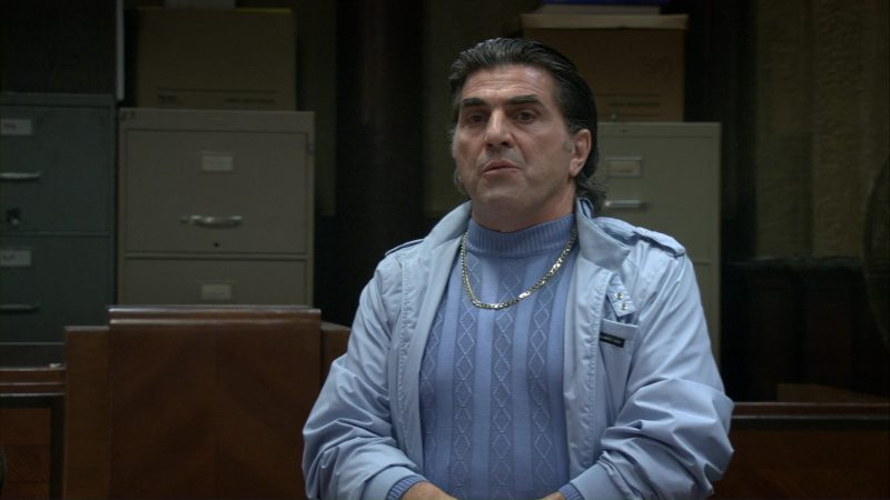 Members Only Jacket Worn by Tony Ray Rossi in Find Me Guilty (2006) - Movie Product Placement