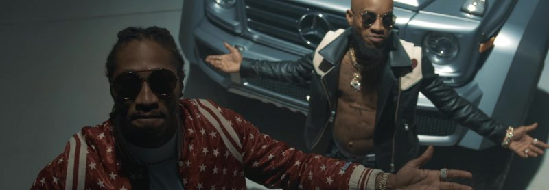 Mercedes-Benz G-Class (Gelandewagen) Car in Real Thing by Tory Lanez ft. Future (2018) Official Music Video Product Placement