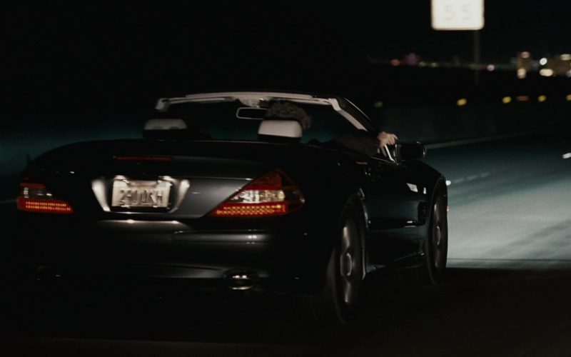 Mercedes-Benz SL550 [R230] Used by Paul Rudd in Knocked Up (1)