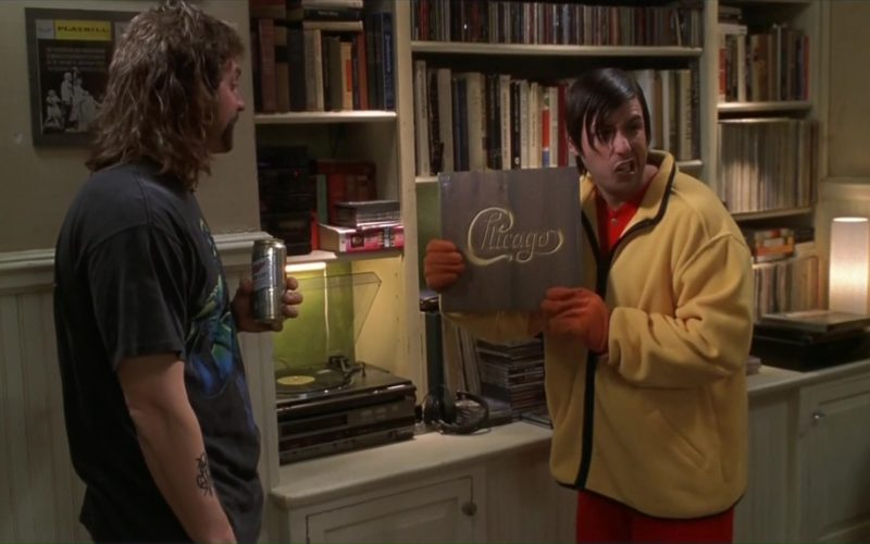 Miller Beer Can in Little Nicky