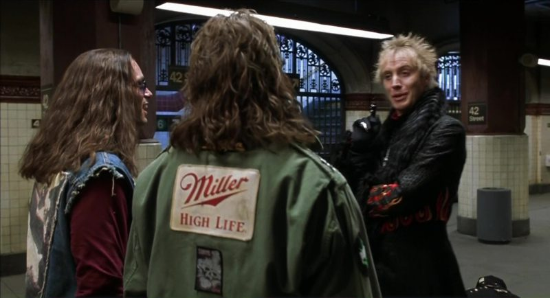 Miller Patch (Jacket) in Little Nicky (2000) Movie Product Placement